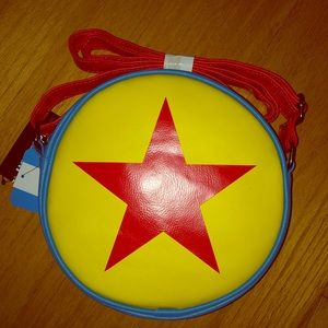 New Disney Loungefly Pixar Ball Bag